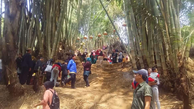 Kota Cimahi Launching Wisata Bambu Dengan Model Kuliner
