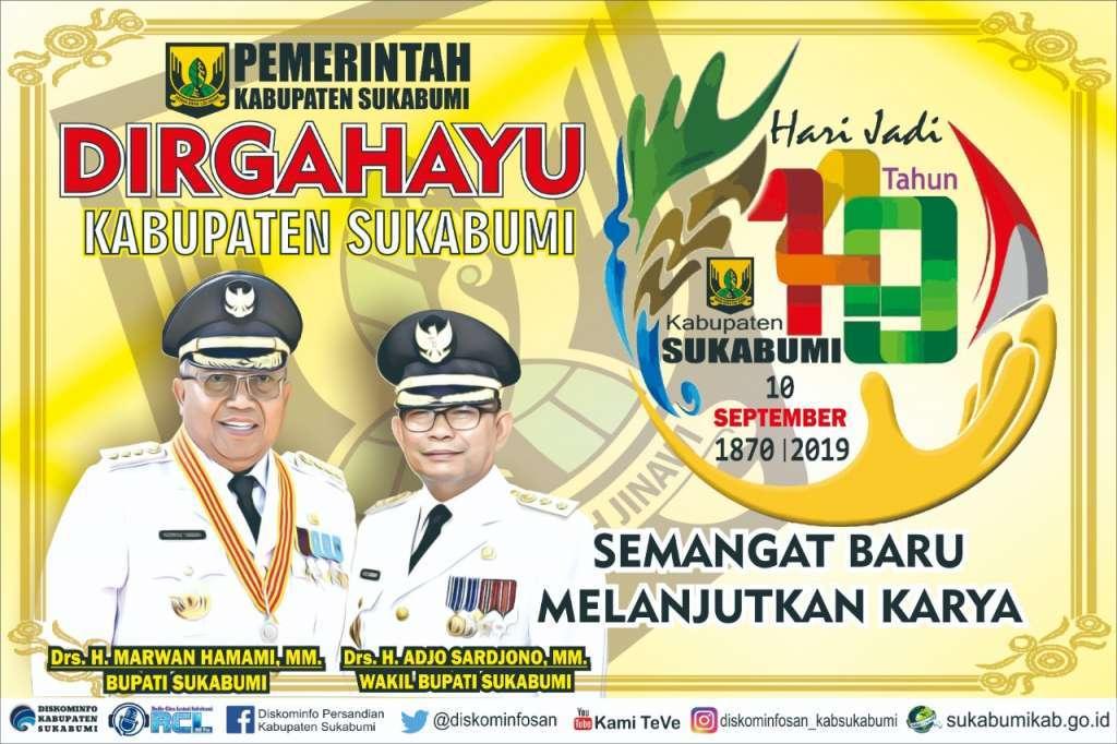 Sertijab Bupati Marwan Adjo Kembali Memimpin Sukabumi Infodesaku