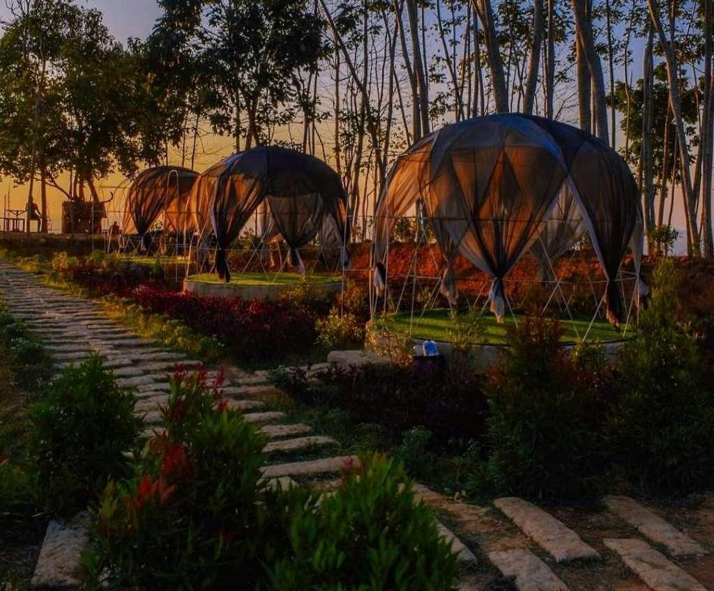 Ramai di Kunjungi Wisatawan, Destinasi Wisata Puncak Ratu Jadi